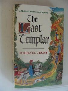 Michael Jecks #1 The Last Templar Knights Templar series