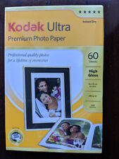 Kodak Ultra Premium Photo Paper High Gloss 60 sheets