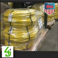Agricultural and Lawn Chem Spray Hose - 600 PSI -3/8 inch x 400 foot Yellow