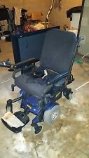 JAZZY SELECT ELITE MOTORIZED WHEELCHAIR