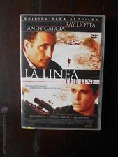 DVD LA LINEA (THE LINE) - EDICION DE ALQUILER - ANDY GARCIA - RAY LIOTTA