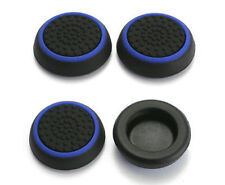 4x Ring Gel analogue thumb grip stick caps for PS4/PS3 - Xbox 360/One controller