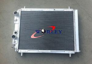 Aluminum Radiator For LANCIA DELTA HF INTEGRALE 8V/16V/EVO 2.0 TURBO 1987-1995