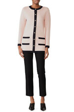 TORY BURCH Kendra Sweater Coat In Pink - Sz S - Net a Porter - SOLD OUT £470