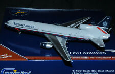 Gemini Jets 1/400 Lockheed L-1011 Tristar BRITISH AIRWAYS G-BBAF