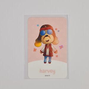 PREORDER NFC Karte Animal Crossing Harvey 417 Switch / Switch Lite