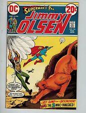 Superman's Pal, Jimmy Olsen #156 (Feb 1973, DC)! FN6.5+ ! Bronze age DC beauty!