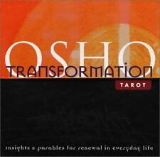 The Osho Transformation Tarot: Insights and Parables for Renewal in Everyday Lif