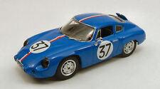 Porsche Abarth #37 Dnf Le Mans 1961 P. Monneret / R. Buchet 1:43 Model