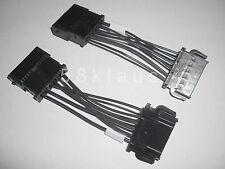 VW Passat 3B 3BG facelift rear lights tail lights adapter cable set harness