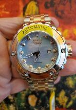 Invicta Reserve Subaqua Specialty Heritage Ltd Ed Diamond Swiss Automatic Watch