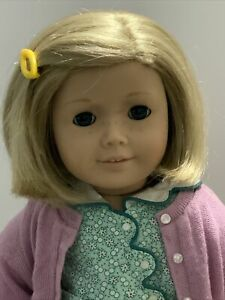 American Girl KIT Doll Retired Pleasant Company Dressed Cute Doll