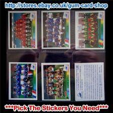 Stickers, albums et sets de cartes sportives autocollantes panini saison 1998