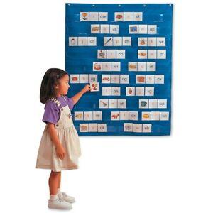Pocket Wall Chart