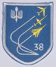 Aufnäher Patch Luftwaffe JaBoG 38 - Jagdbombergeschwader 38 ........A4492