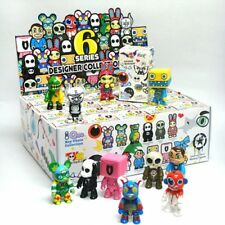 "2.5"" Qee Designer Collection Series 6 - One Blind Box"