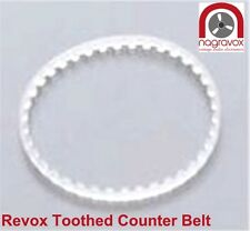 Revox Toothed Counter Belt A77   B77   PR99
