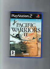 PACIFIC WARRIORS II: Dogfight! JEU PLAYSTATION PS2 PAL v. Française complet