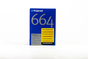 Polaroid - 664 - Instant Pack Film - Peel Apart Film - 08-2009 - 20 exposures