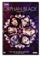 ORPHAN BLACK - SEASON 4  -  DVD - REGION 1  - sealed