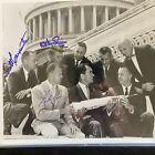 Mercury Astronauts Signed Photo