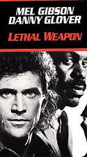 Lethal Weapon (VHS, 1998, Directors Cut)