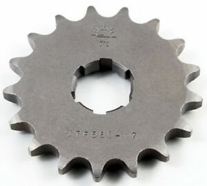 JT 530 Pitch 17 Tooth Front Sprocket JTF568.17 for Yamaha
