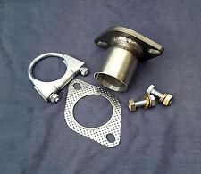 Fiat Doblo 1.2 / 1.4 / 1.6 convertidor catalítico reparación Brida Tubo Conector