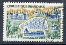 STAMP / TIMBRE FRANCE OBLITERE N° 1293 BAGNOLES DE L'ORNE