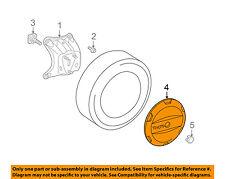TOYOTA OEM 01-05 RAV4 Spare Tire Carrier-Cover 6477142090