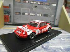 PORSCHE 911 Carrera SC/RS Rallye Ypres Ypern 1984 #11 Snijers Bastos Spark 1:43