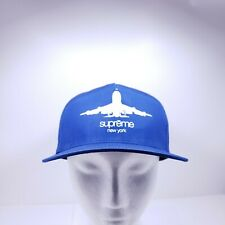 Supreme New York Snapback Hat - EXTREMELY RARE - VINTAGE - MINT - CLEAN - 1999