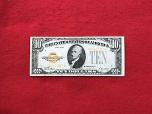 FR-2400  1928 Series $10 Ten Dollar Gold Certificate *Very Fine*