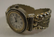 Vellaccio Ladies Gold and Silver Tone Bracelet Watch 2389