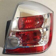 2007 2008 2009 Nissan Sentra RH Right Passenger Tail Light OEM 07 08 09 Shiny