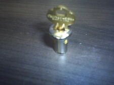 Chicagolock USA Best made 1/4 inch LOCK & KEY SET for your gumball machine new