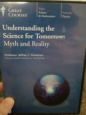 the great courses understanding the science for tomorrow: Myth and Reality