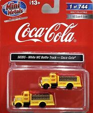 N Scale Classic Metal Works WC Bottle Truck Coca-Cola Limited Run Item #50395