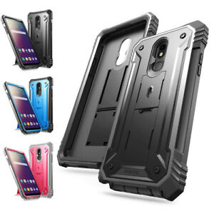 For LG Stylo 5 / 5V Phone Case Shockproof Cover With Built in Screen Protector