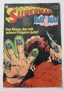 EHAPA / SUPERMAN # 10 von 1975