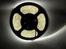 Daylight Nature White LED Strip Light SMD3528 600led/5M Waterproof IP65 4500K