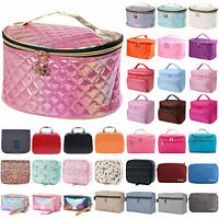 Womens Ladies Cosmetic Make Up Bags Pouch Beauty Toiletry Case Organizer Handbag