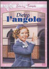 Dvd **DIETRO L'ANGOLO** con Shirley Temple nuovo 1938