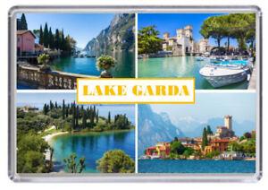 Lake Garda, Italy Fridge Magnet Free Postage