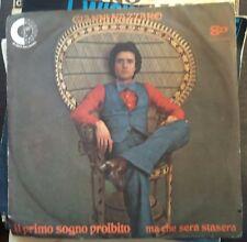 Gianni Nazzaro – Il Primo Sogno Proibito/Ma Che Sera Stasera  45 giri 1974