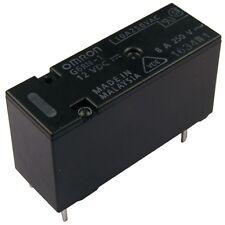 OMRON g6rn-1-12 relais 12v DC 1xum 8a 655r pcb miniature relay 855014