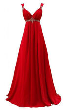 Long Formal Evening Prom Party Dress Cocktail Ball Gown Bridesmaid Dresses 6-24.