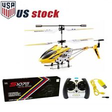 Syma S107G 3.5Ch Rc Helicopter Remote Control S107 Metal Mini Aircraft Gyro Toy