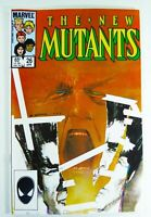 Marvel THE NEW MUTANTS (1985) #26 Key 1st LEGION App VF (8.0) Ships FREE!