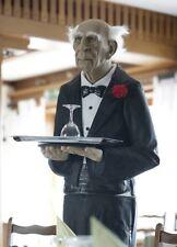 Lifesize Figur Butler Diener Kellner animiert lebensgroß Dekofigur Küche Gastro